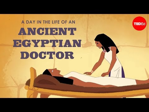 The Life of an Ancient Egyptian Doctor