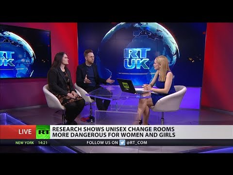 Research shows unisex changing rooms are more dangerous for women and girls (Debate)