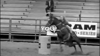 Think Barrel Racing is Easy?