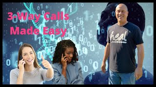 How to set up a 3 way Call