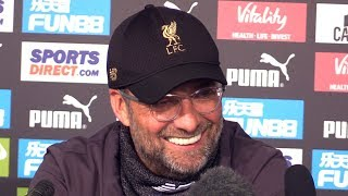 Newcastle 2-3 Liverpool - Jurgen Klopp Full Post Match Press Conference - Premier League
