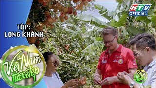 HTV VIỆT NAM TƯƠI ĐẸP | Đoan Trang đưa chồng con về quê Long Khánh nhân dịp Trung thu | #VNTD