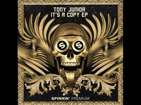Tony Junior - It's A Copy EP [Free Download]