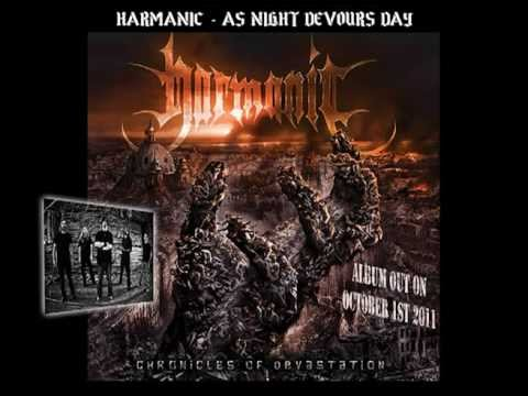 Harmanic - As Night Devours Day