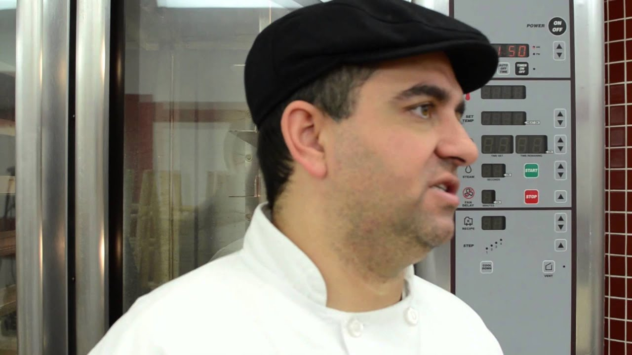 Carlos Bakery's Buddy Valastro, on the OV310 Mini Rack Oven