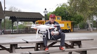 Legal or illegal? Drones in CA State Parks.