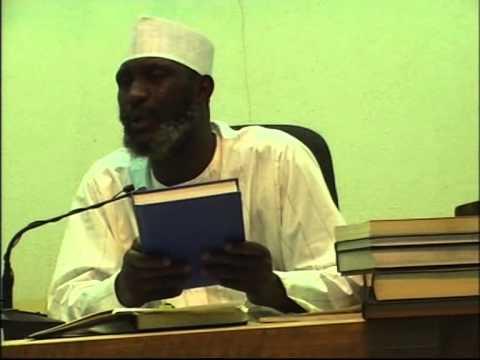 Sheikh Awwal Albany Zaria (Sahih Muslim Mukaddimah 1)
