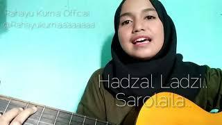 Cover Sholawat Hayyul Hadi    Rahayu Kurnia Official