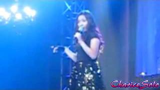 "Charice First Solo Concert - ""Diva Medley Songs"""