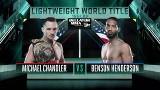 Bellator 165 Full Highlights