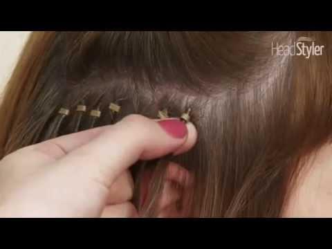Matryca włosów objęte