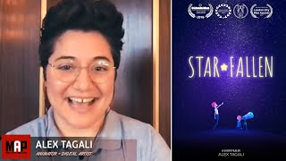 Want Animation As a Career? Here's How - Alex Tagali Interview of STAR FALLEN lgbtq Film