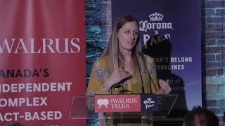 Creating the plastic-free grocery store | Michelle Genttner #WalrusTalks