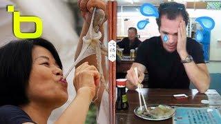 COMIDAS VIVAS Las Mas Impresionantes Asiáticas (Contenido de Diversidad Cultural en Alimentos)