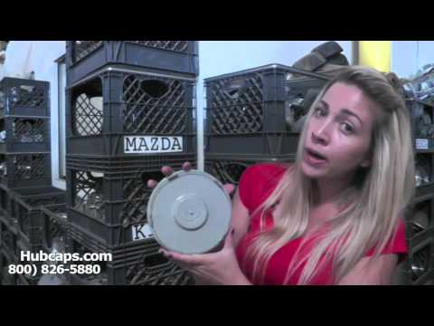 Automotive Videos: Mazda Millenia Hub Caps, Center Caps & Wheel Covers