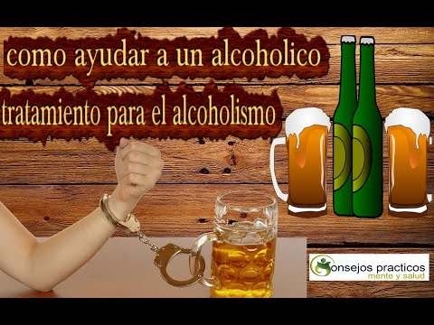 Como hacer la bebida del alcoholismo
