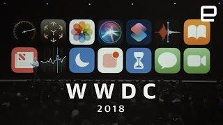 Apple WWDC 2018 highlights