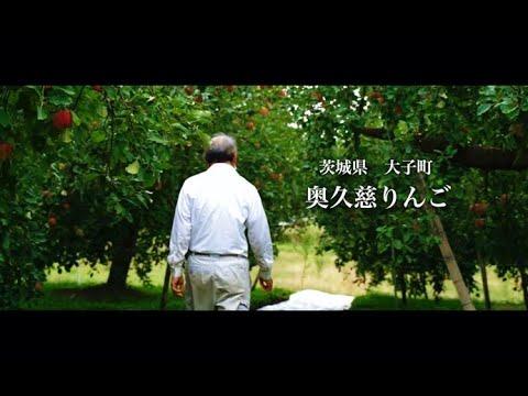 「中身の濃い,味の濃いりんごを作る」 奥久慈りんご/JA常陸大子町りんご部会