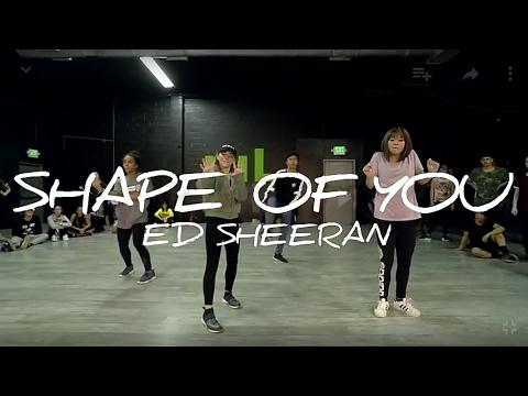 - «SHAPE OF YOU» — Ed Sheeran Dance   Bailey Sok, Charlize Glass, Kenneth San Jose & Kaycee Rice
