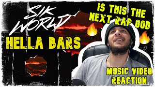 Sik World   Hella Bars   OFFICIAL MUSIC VIDEO   REACTION !!