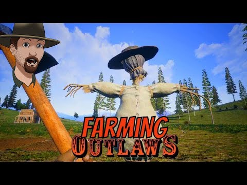 Farming and Composting- Livestock Update- OUTLAWS of the Old West
