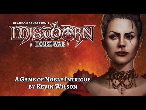 Mistborn: House War Example Turn