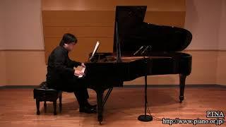 "Michael Finnissy: ""Mykonos"" for piano (2017)"
