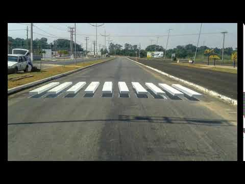 Grafiteiros pintam faixas de pedestres em 3D para 'forçar' parada de motoristas