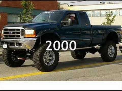 Ford Diesel Truck History