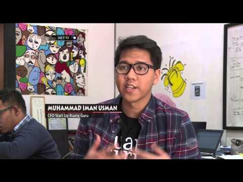 Bisnis Startup Beromzet Ratusan Juta Rupiah - NET12