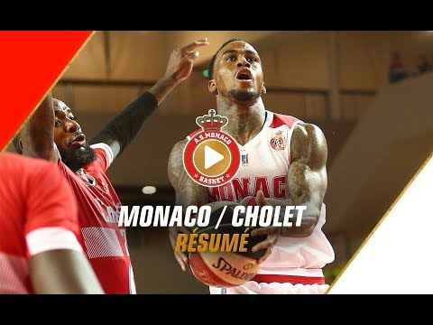 Jeep Elite — Monaco 88 - 67 Cholet — Highlights
