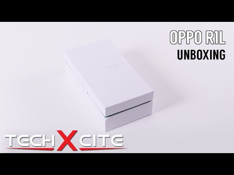 Unboxing & Preview : OPPO R1L [TH/ไทย]