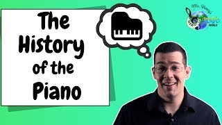 Piano Lessons for Kids: The History of the Piano