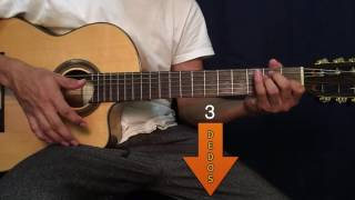 Rasgueo De Balada   Tutorial Guitarra