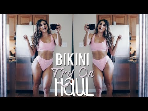 Summer Bikini Try On Haul / Zaful Review