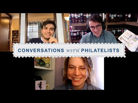Conversations with Philatelists: Episode 42-Casey Jo White: Fueling Philatelic Passion Projects