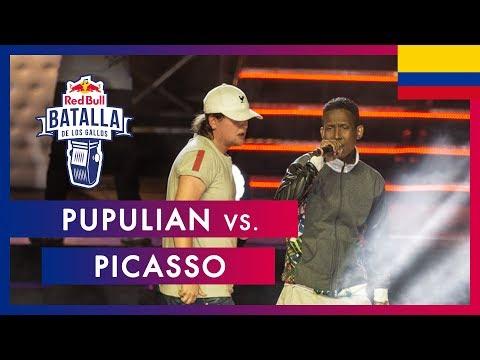 PUPULIAN vs PICASSO - Octavos | Final Nacional Colombia 2019