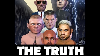 MMA Comedy Animations : Nothing But The Truth - Conor mcgregor his revenge being removed from ufc200