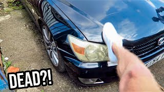 Drift Day KILLED The Lexus?!