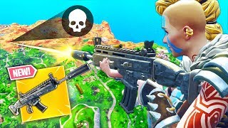 *NEW* SUPPRESSED SCAR IS OP..!!! | Fortnite Funny and Best Moments Ep.229 (Fortnite Battle Royale)