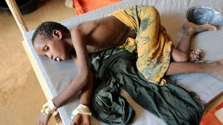 Drought and starvation in Somalia