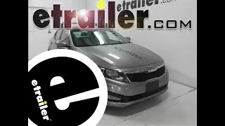Review of the WeatherTech Front Floor Mats on a 2013 Kia Optima - etrailer.com