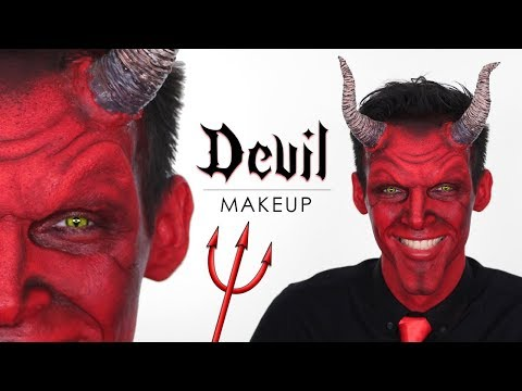 Devil Makeup Tutorial for Halloween   Shonagh Scott