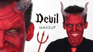 Devil Makeup Tutorial For Halloween | Shonagh Scott