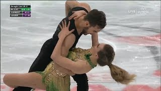 Инцидент с платьем фигуристки на олимпиаде