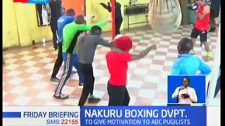 Nakuru Amateur Boxing Club pens deal with French boxing coaches