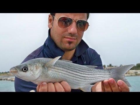 Melekhov che pesca