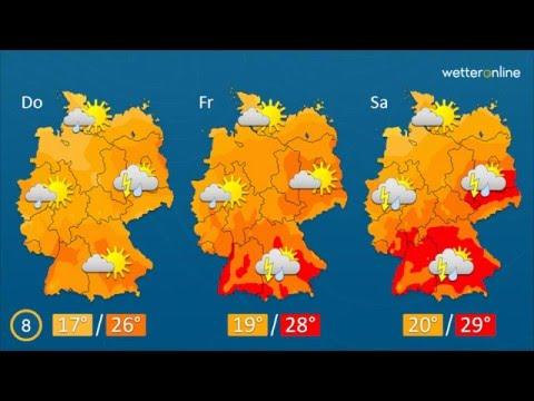 wetteronline.de: Wetter in 60 Sekunden (23.05.2016)