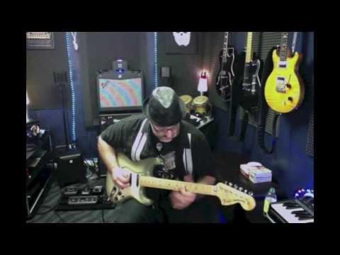 Line 6 Pod HD500X Loop (Rockin' Funk Guitar)