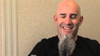 Anthrax interview - Scott Ian (part 1)